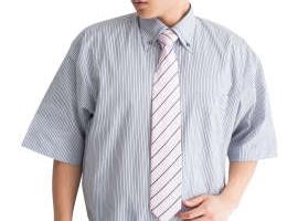 半袖 ダサい ワイシャツ